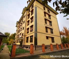 Central residential complex